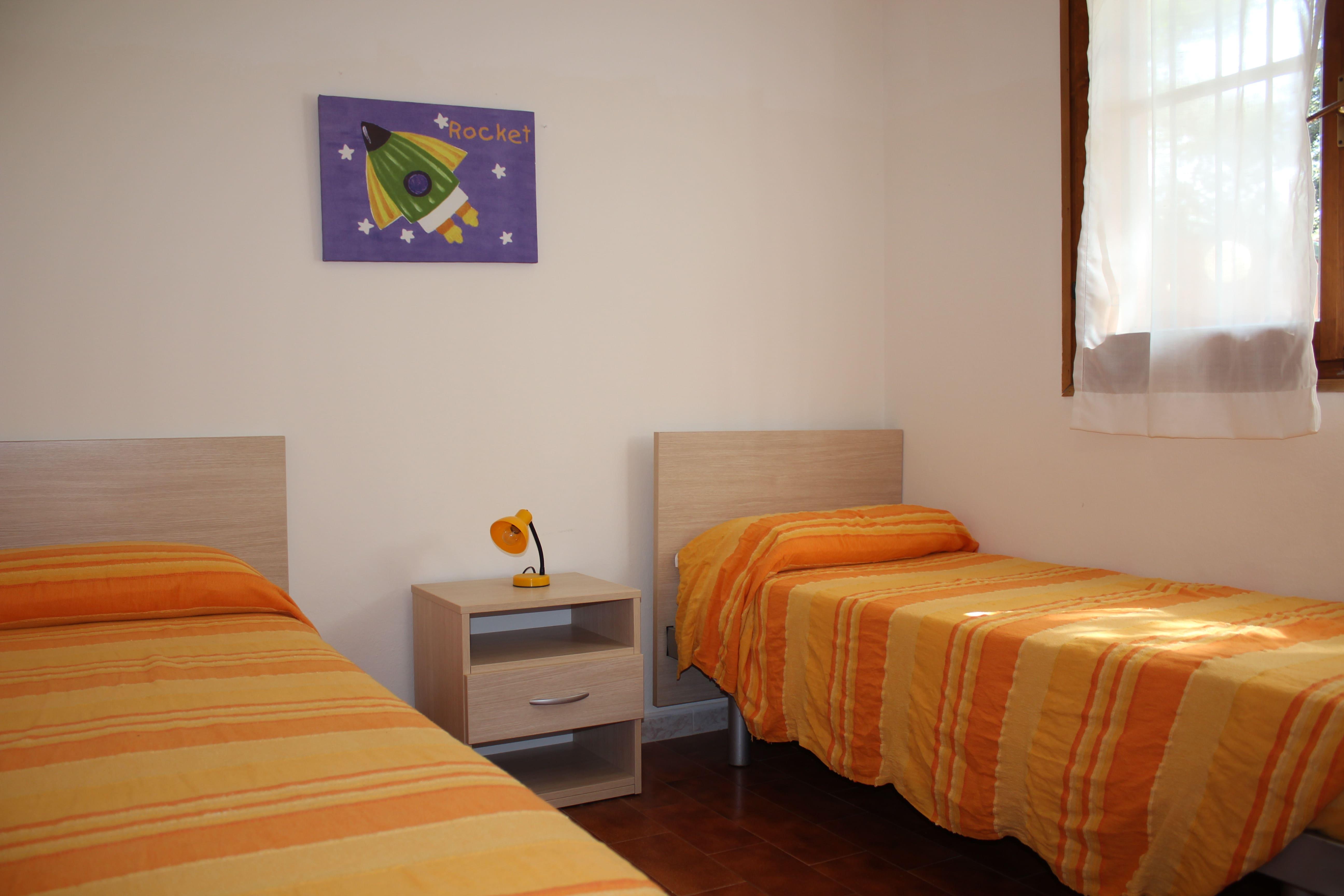 Letto Matrimoniale Emilia Romagna.Bungalow Costa Ferrara Camping Bungalow Adriatico Camping Emilia